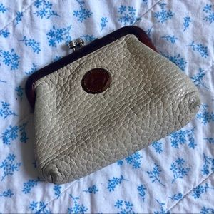 Dooney & Bourke small coin purse
